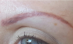Colour Changing Eyebrows